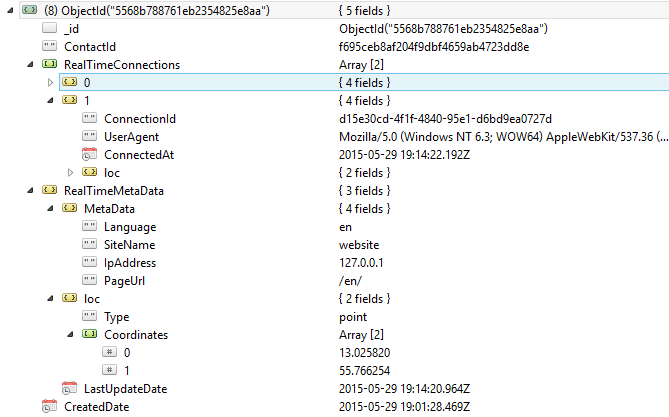 Real-time in Sitecore using SignalR and MongoDB – Visions In Code