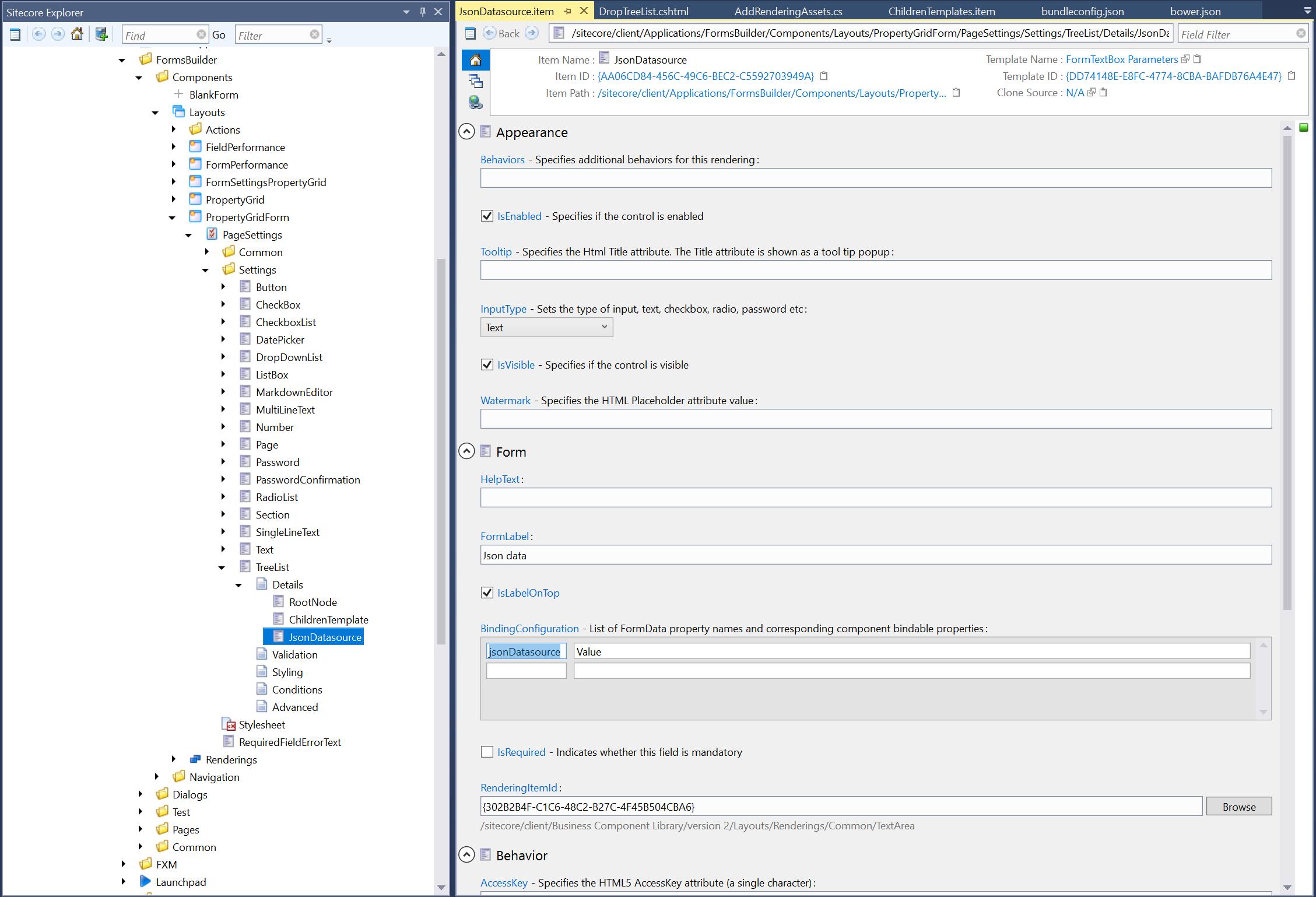 Sitecore Forms and GraphQL in harmony – building custom control